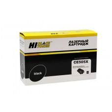 Картридж Hi-Black (HB-CE505X) для HP LJ P2055/ P2050